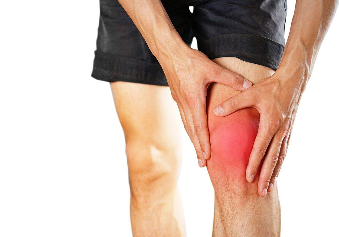 Douleur du genou infiltration