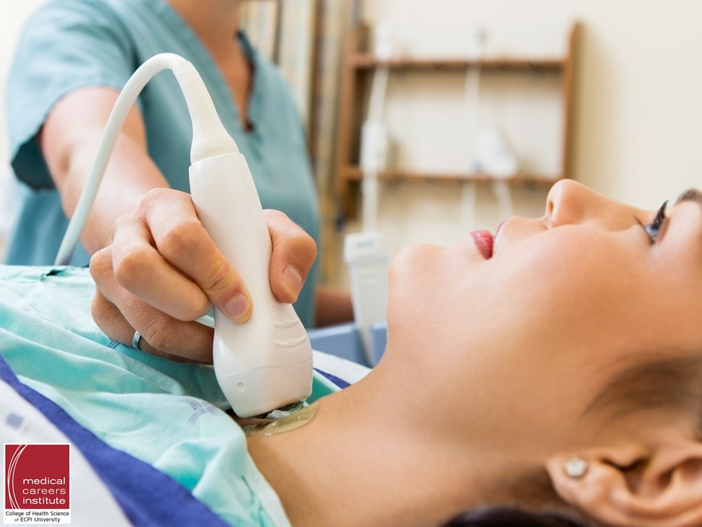 echographie de la thyroïde